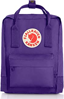 Fjallraven Kanken Mini Backpack, Purple