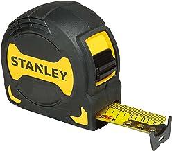 Stanley Tools STHT0-33568 5mtr Stanley Grip Tape, Zwart/Geel, 5M/16Ft
