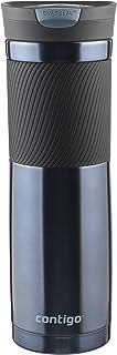 Contigo Snapseal(TM) Byron Stainless Steel Travel Mug, 24 oz, Stormy Weather