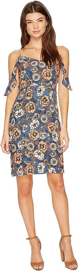 ASTR the Label - Cold Shoulder Cami Dress