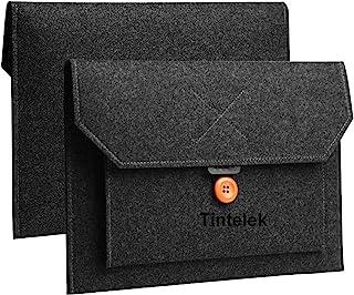 Tintelek ノートパソコンケース PCインナーバッグ 13インチ MacBook Air 2020 M1 - 2018 / 新型 MacBook Pro 13 2020 M1 - Late2016 / 12.9 iPad Pro 202...