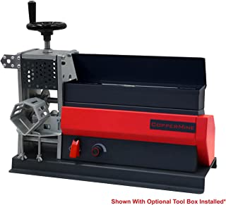 Powered Copper Wire Stripping Machine Cable Wire Stripper for Copper Recovery