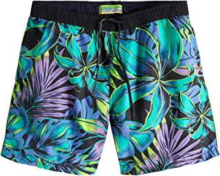 14d3df3ca5 Scotch & Soda Classic Swimshort with Summer All-Over Print Short Homme