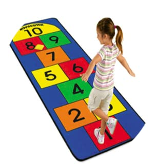 Rules to play Hopscotch