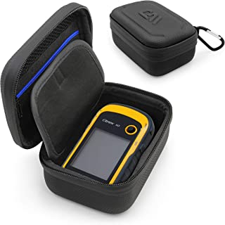 CASEMATIX Hard Shell Travel Case Compatible with Garmin eTrex 10, 22x, 30x, Touch 35 and More - Protective Carrying Case w...