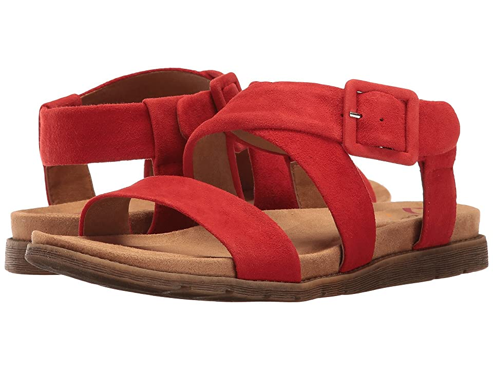 Comfortiva Andria (Lipstick Red King Suede) Women