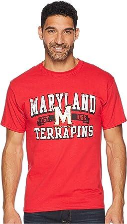 Maryland Terrapins Jersey Tee
