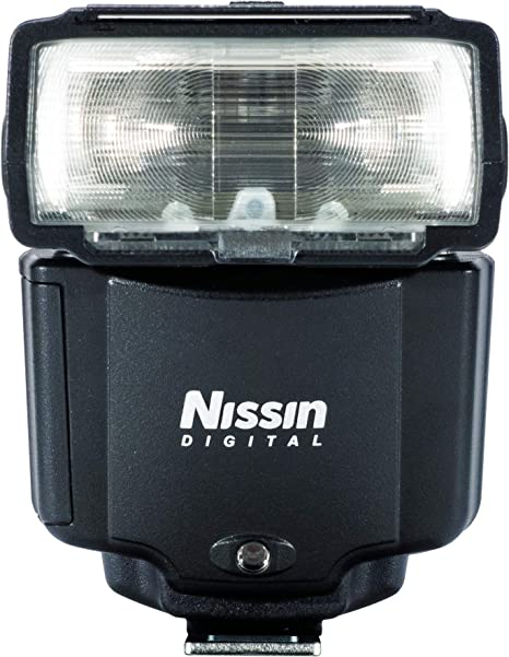 Nissin I400 Blitzgerät Für Anschluss Mft Kamera