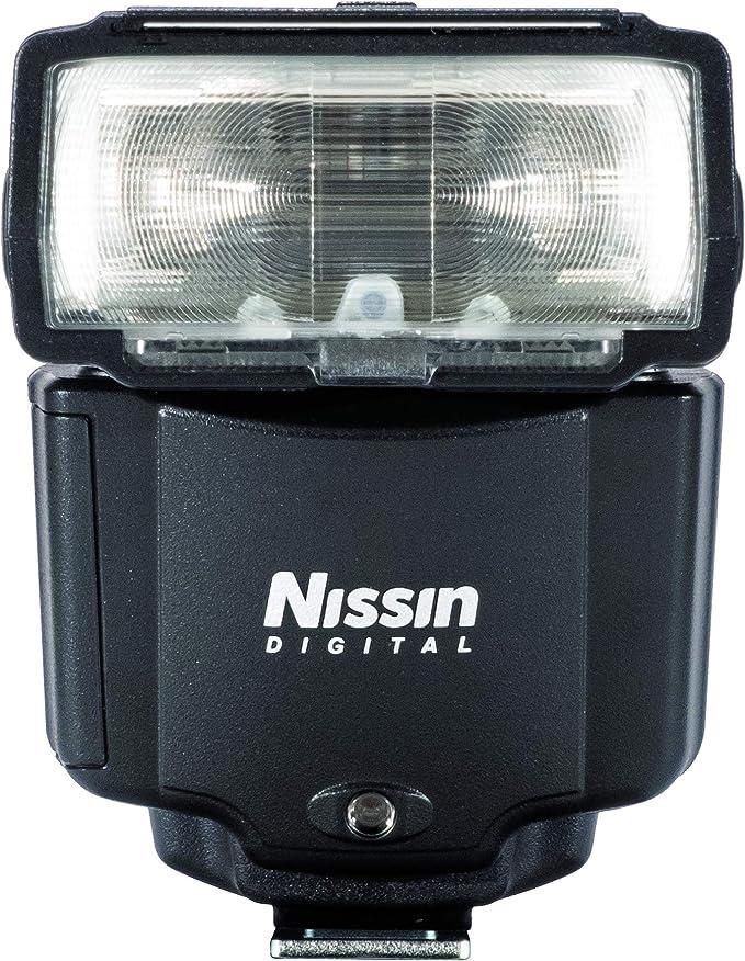 Nissin I400 Blitzgerät Für Anschluss Sony E Mount Kamera