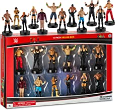 WWE Superstar Stampers, Set of 12 - Self-Inking WWE Superstars for Crafts, Party Decor, Cake Toppers Gifts - Bray Wyatt, T...