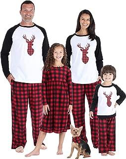 Matching Family Christmas Pajama Sets, Fleece PJ Sets