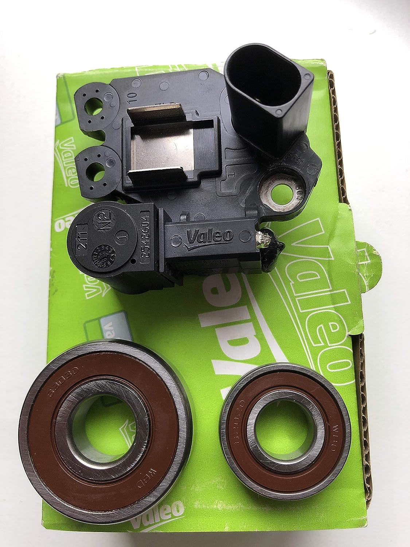 New Alternator Voltage Regulator with Bearings Ki Repair OFFicial 55% OFF shop Brushes