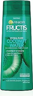 Garnier Fructis Shampoo Fortificante Hydra Pure Coconut Water da 250ml.