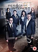 Person Of Interest- The Complete Series S1-5 DVDs