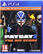 Pay Day 2: The Big Score [Importación Italiana]