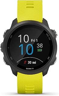 Garmin Forerunner 245 Rubber Smart Watch (Yellow)