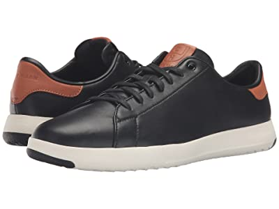 Cole Haan Grandpro Tennis (Black/British Tan) Men