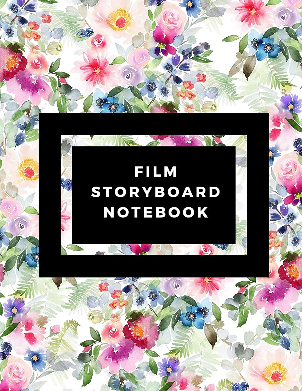 昨日追放なかなかFilm storyboard notebook: Film Notebook| Clapperboard and Frame Sketchbook Template| Panel Pages for Storytelling| Story Drawing & 4 Frames Per Page  Layouts For Professional, Film Makers, Video Makers, Animators & Advertisers. Paperback
