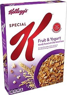 Kellogg`s Special K, Breakfast Cereal, Fruit and Yogurt, Low Fat, 12.5oz Box