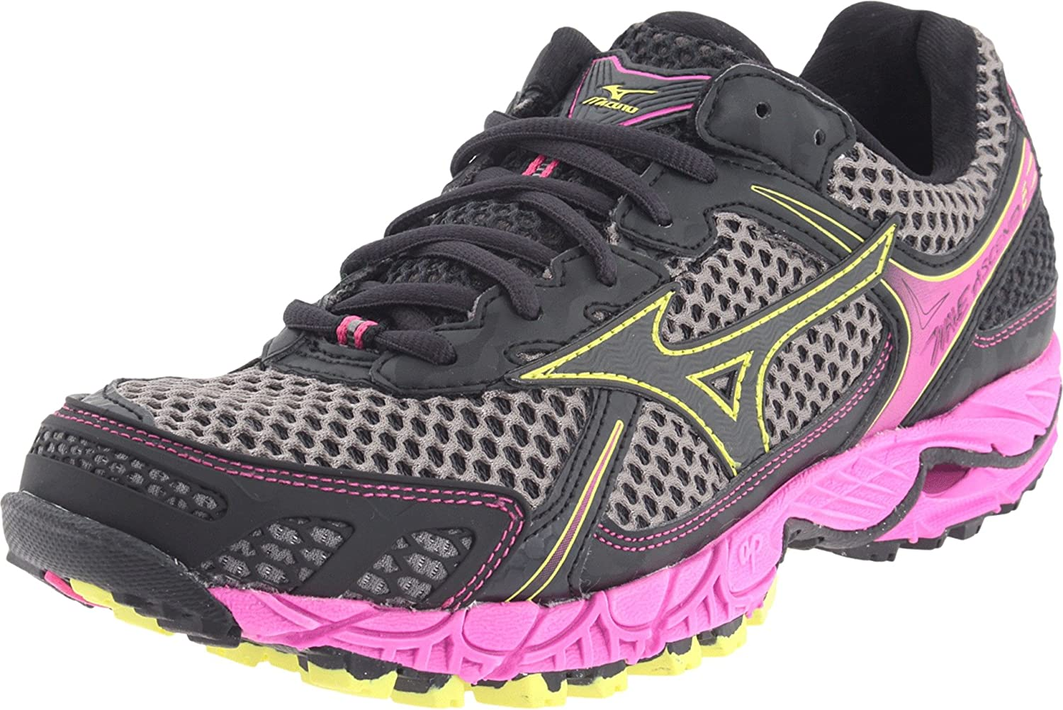 Mizuno Women's Wave Ascend OFFicial shop Recommended 6 Shoe Running