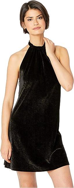 Talia Halter Dress