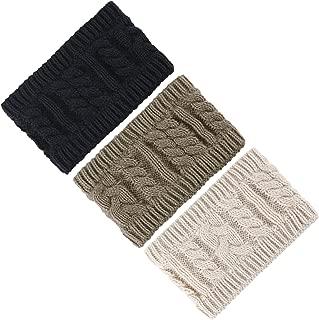 Best knitted headband ear warmer free pattern Reviews