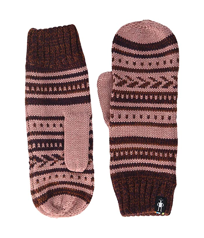 Vintage Style Gloves- Long, Wrist, Evening, Day, Leather, Lace Smartwool Chair Lift Mitten Canyon Rose Heather Over-Mits Gloves $35.00 AT vintagedancer.com