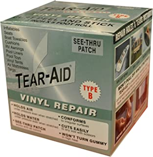 Tear-Aid Vinyl Repair Patch Kit