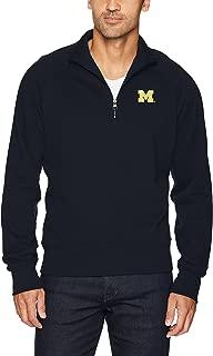 NCAA Men's OTS Fleece 1/4-Zip Pullover