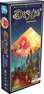 Asmodee 24570 Dixit Memories Expansion Strategy Game