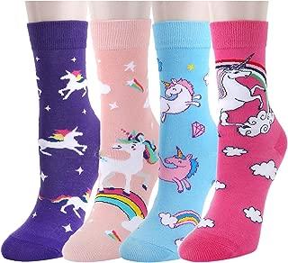 unicorn narwhal socks