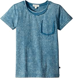Extra Soft Faux Pocket Chroma Tee (Toddler/Little Kids/Big Kids)