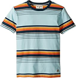 Billabong Kids Oscar Short Sleeve Crew (Big Kids)