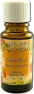 Pure Essential Oil Clove Bud 0.5 fl Ounce (15 ml) Liquid