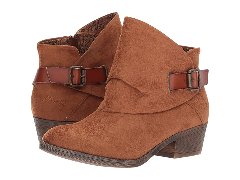 Blowfish Sill (Chestnut Micro Deluxe/Scotch Dyecut) Women