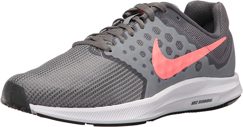 Nike WMNS Downshifter 7 grand, paniers Basses Femme