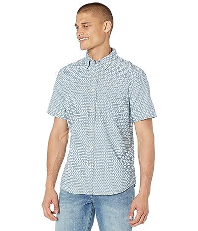 Faherty Short Sleeve Stretch Playa Shirt