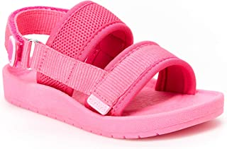 Carter's Girl's Tango Mesh Sandal with Double Adjustable Straps