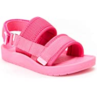 Girl's Tango Mesh Sandal with Double Adjustable Straps