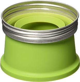 Jarware Herb Saver Cap Adapter, Green