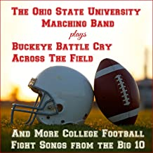 Buckeye Battle Cry, Across the Field, And More College Football Fight Songs from the Big 10