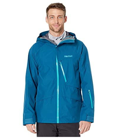 Marmot Lightray Jacket (Moroccan Blue) Men