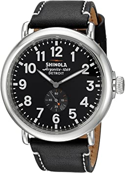 Shinola Detroit - The Runwell 47mm - 10000012