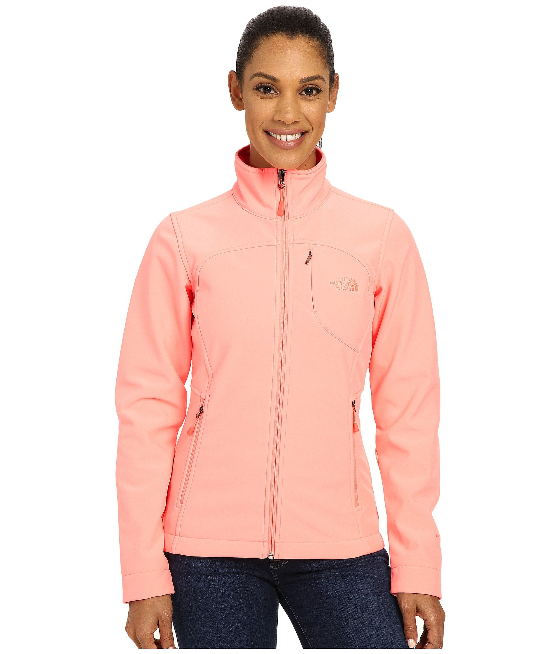 The north face women's apex bionic hooded jacket