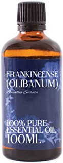 Mystic Moments | Frankincense Olibanum Essential Oil - 100ml - 100% Pure