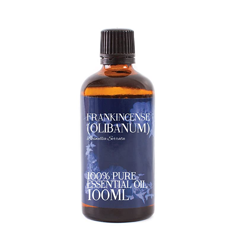 版適度な専門化するMystic Moments | Frankincense Olibanum Essential Oil - 100ml - 100% Pure