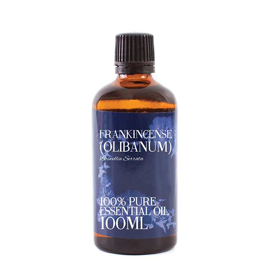 キャンベラ教義恥Mystic Moments | Frankincense Olibanum Essential Oil - 100ml - 100% Pure