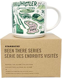 Starbucks Been There Series - Whistler, British Columbia BC, Canada, 14 Fl Oz