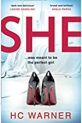 She: The Number One eBook Bestseller - a gripping psychological thriller with a killer twist Kindle Edition