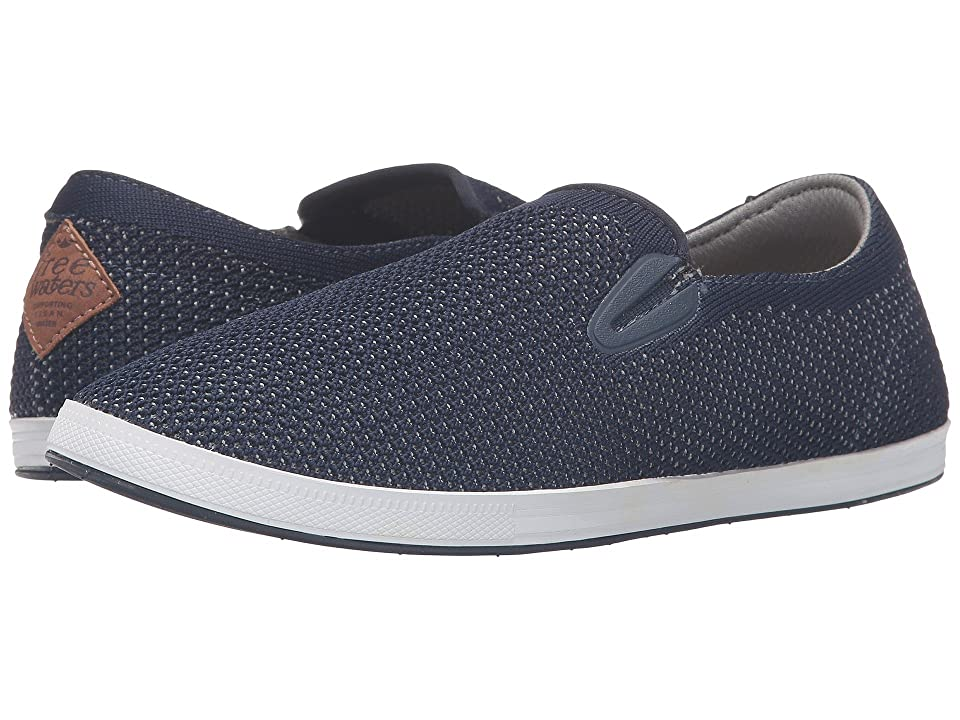 Freewaters Sky Slip-On Knit (Navy) Women